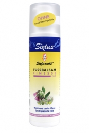 Sixtuwohl Fussbalsam Finesse plus